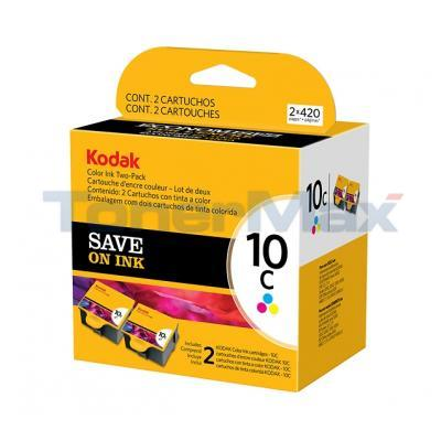 KODAK NO 10C INK CTG COLOR TWIN PACK
